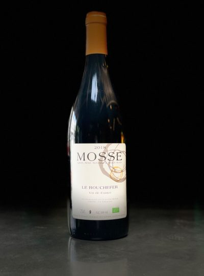 Domaine Mosse Le Rouchefer 2018