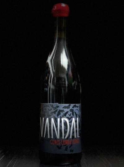 Vandal Gonzo Combat Rouge 2020