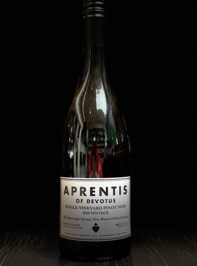 Devotus The Aprentis Pinot Noir 2018