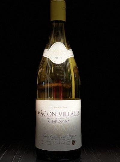 Cave de Lugny Macon Villages 2019