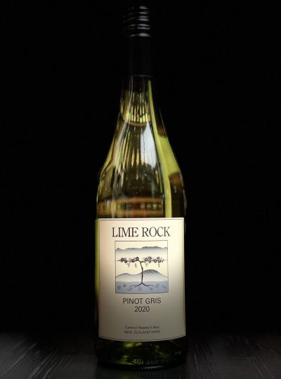 Lime Rock Pinot Gris 2020