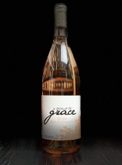 A Tribute to Grace Rosé of Grenache 2018